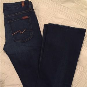 Seven for all Mankind Kimmie Boot cut jeans